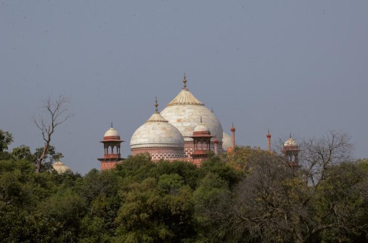 The Taj Mahal Complex