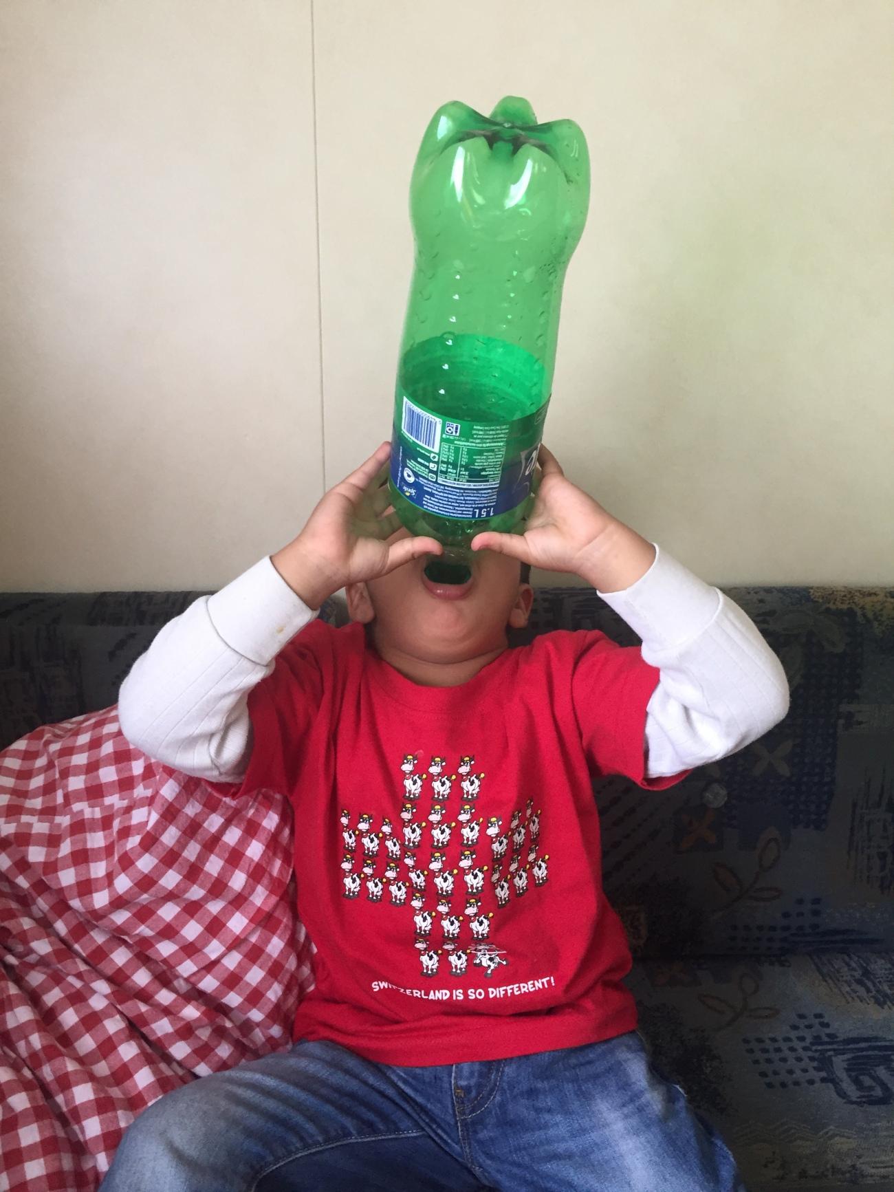 Bottle Drinker