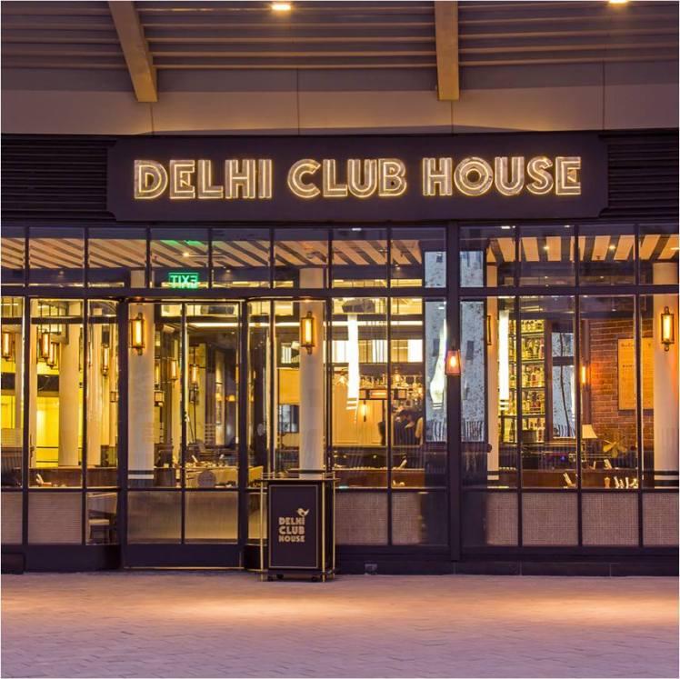 Delhi Club House