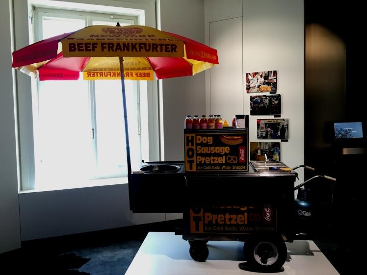 Hot Dog Stand - Alimentarium
