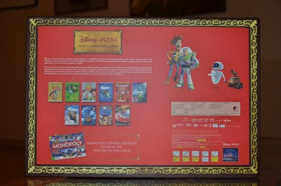 Disney Monopoly Pack