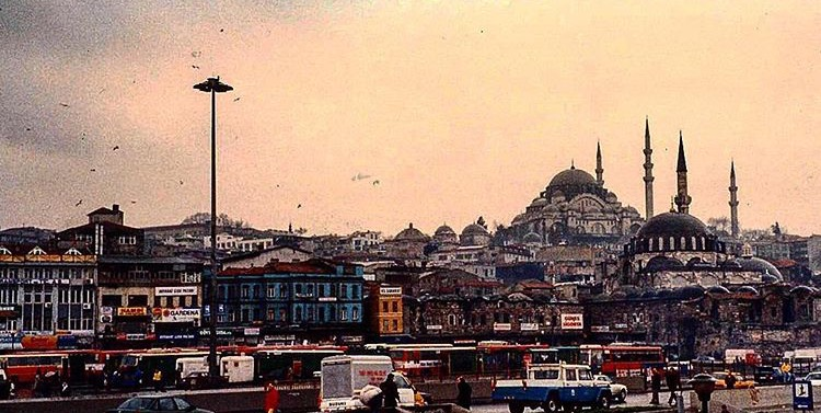 Istanbul Grand View