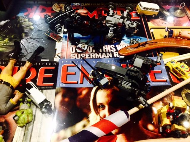 Movie Magazine Specials