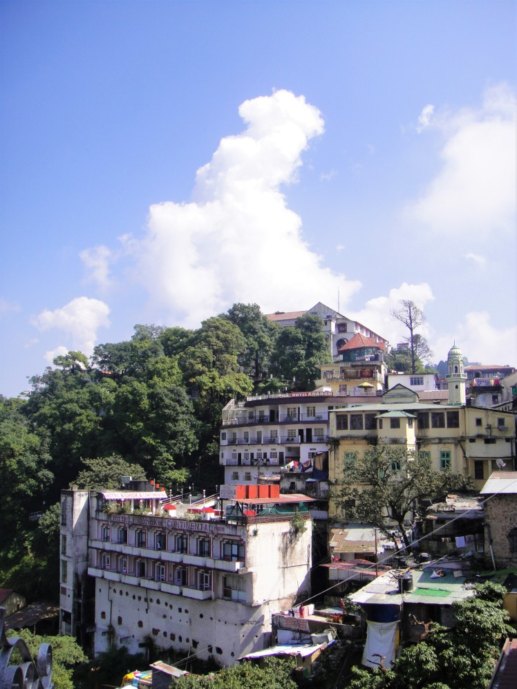 Mussoorie and Commercialization
