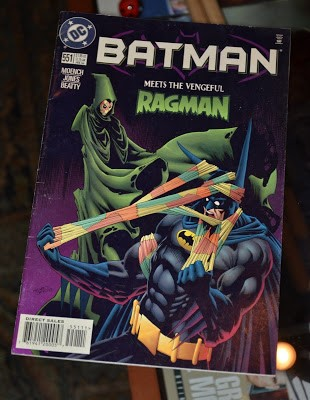 Ragman Batman Comic