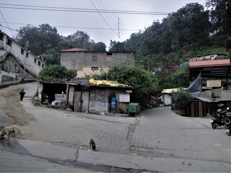 Side Streets - Mussoorie