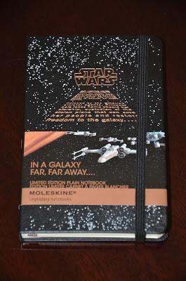 Star Wars NoteBook