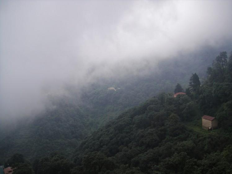 The Mist in Mussoorie