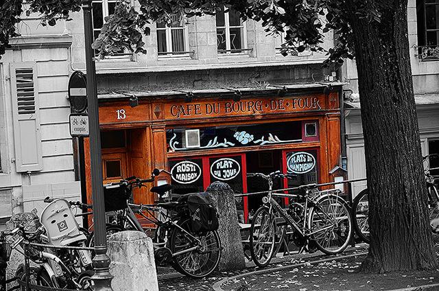 Cafe - Geneva