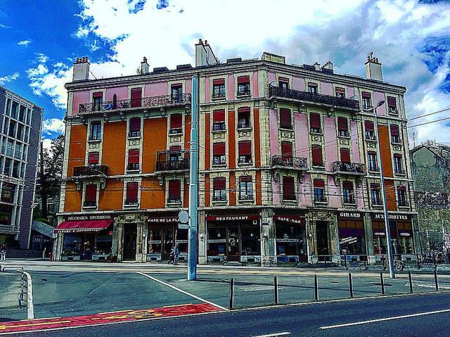 Geneva Building