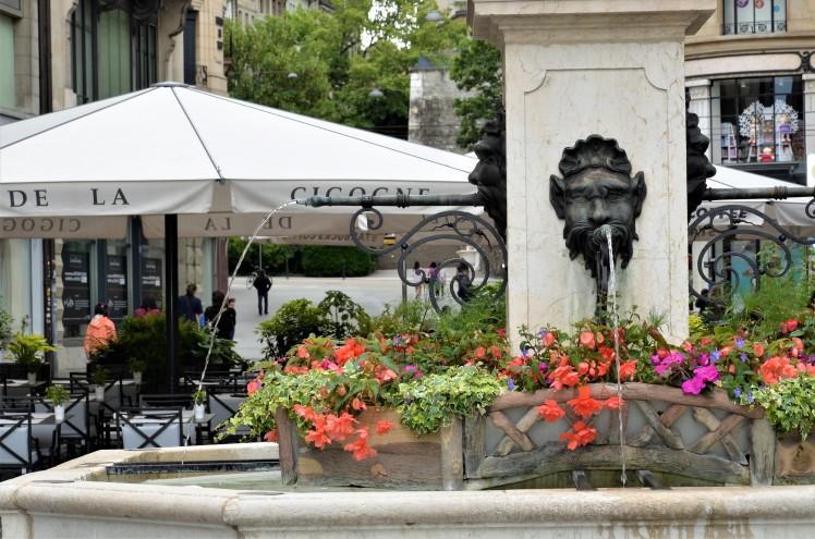 Geneva - Fountains