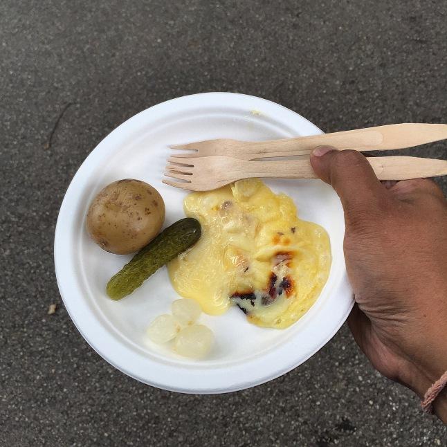Geneva - Raclette