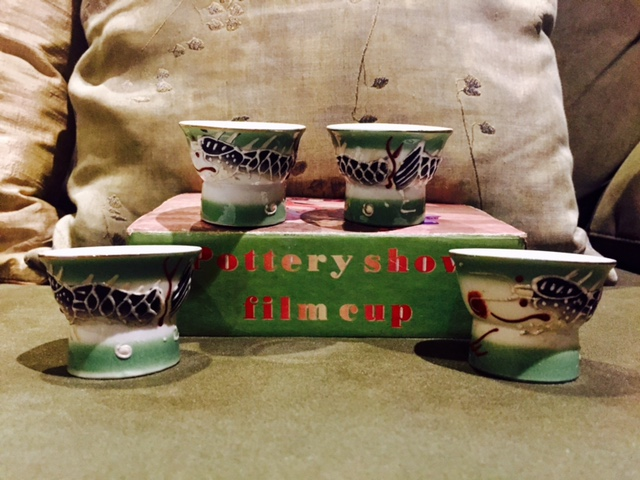 Pottery Show Film Cups
