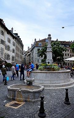 Square - Old Town Geneva