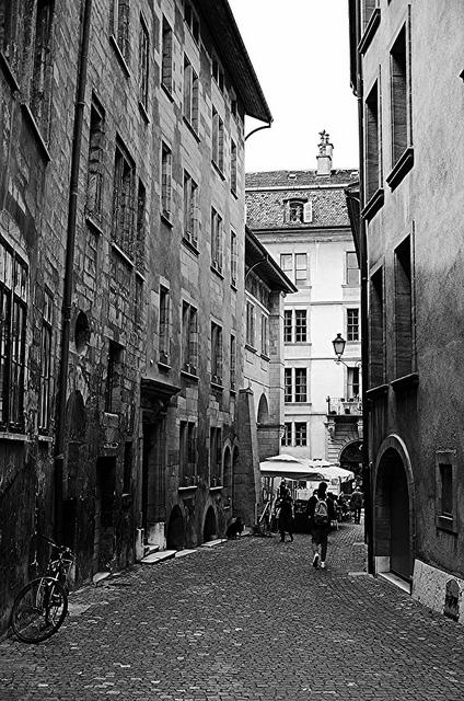 Streets - Geneva