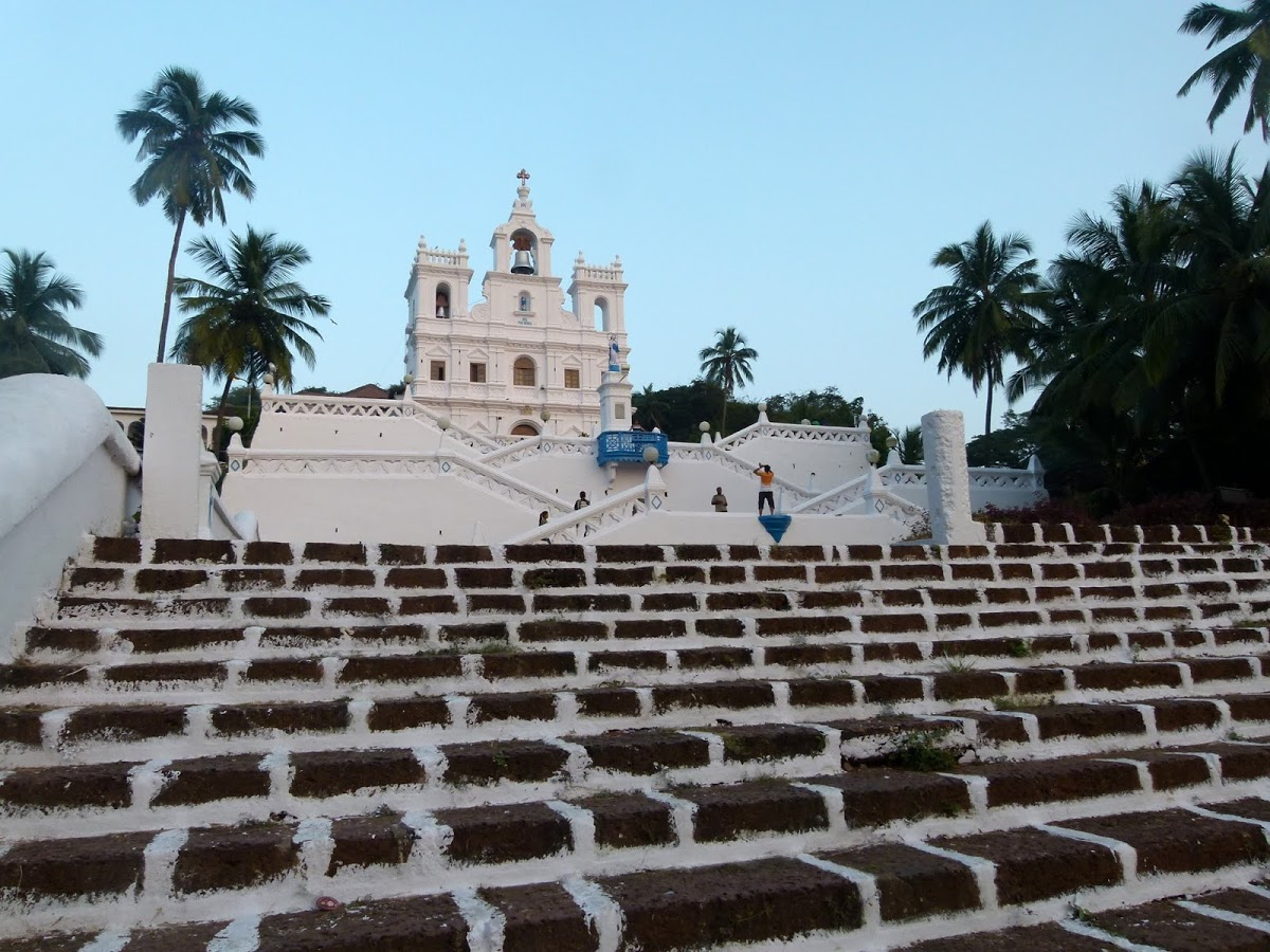 Church - Goa - Sudha G