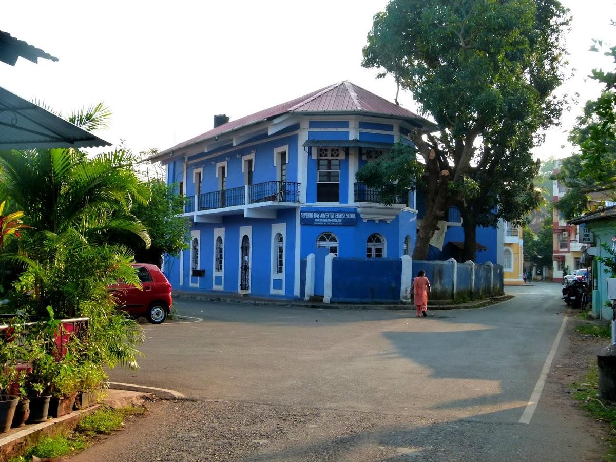 Fontainhas - Goa - Sudha G
