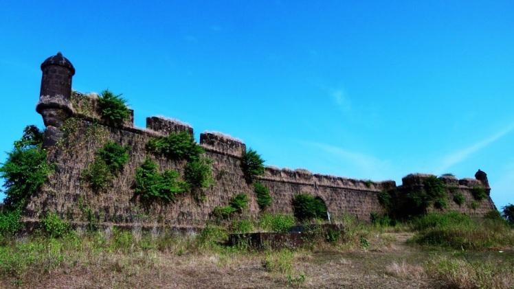 Fort - Goa - Sudha G