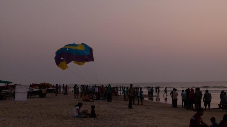 Goa Beach - Sudha G