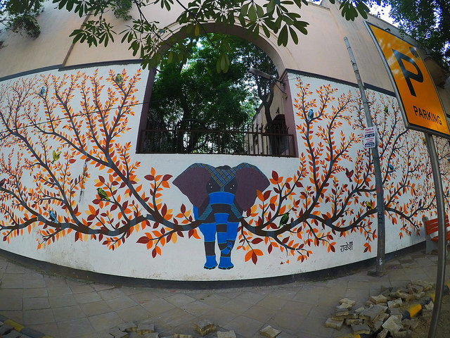The Elephant Tree - Lodi Art District