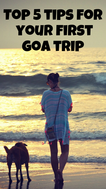 Top 5 Tips for Your First Goa Trip #India #Beach #Goa