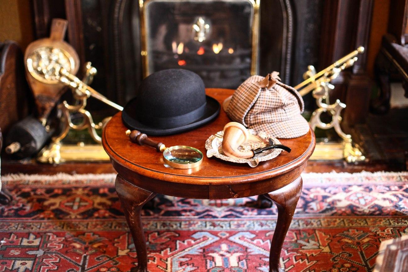 Avant Guardian - Sherlock Holmes Museum - The Hats