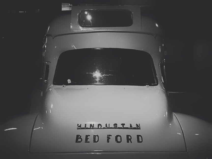 Bed Ford at The Heritage Transport Museum