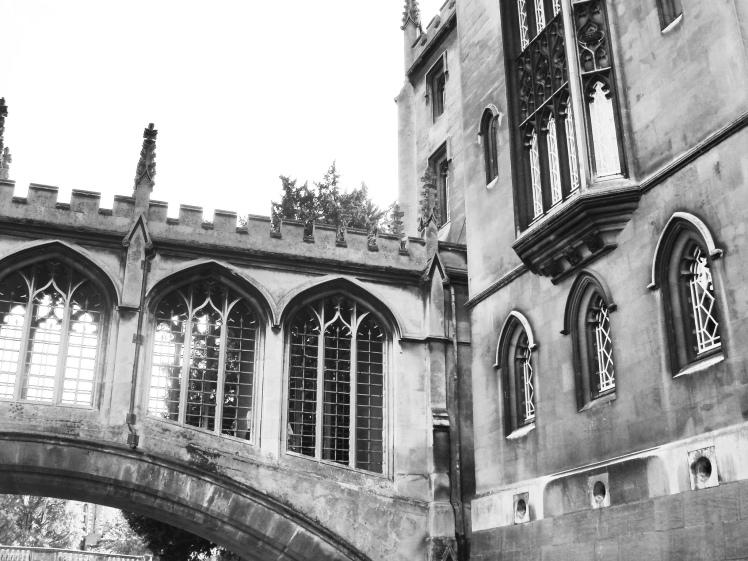 Cambridge Architecture Buildings