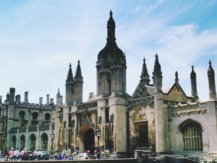 Cambridge - Architecture