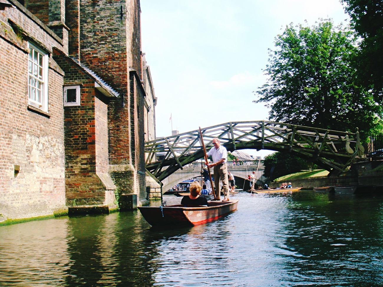 Cambridge - Bridges