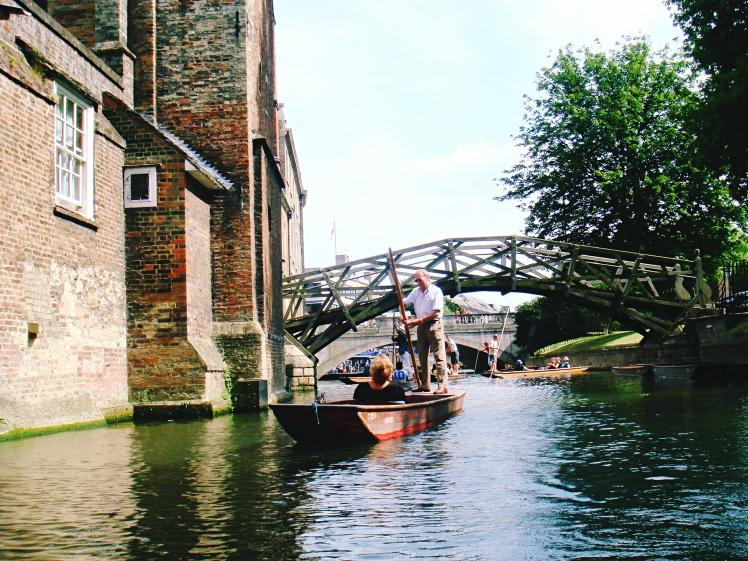Cambridge - Bridges