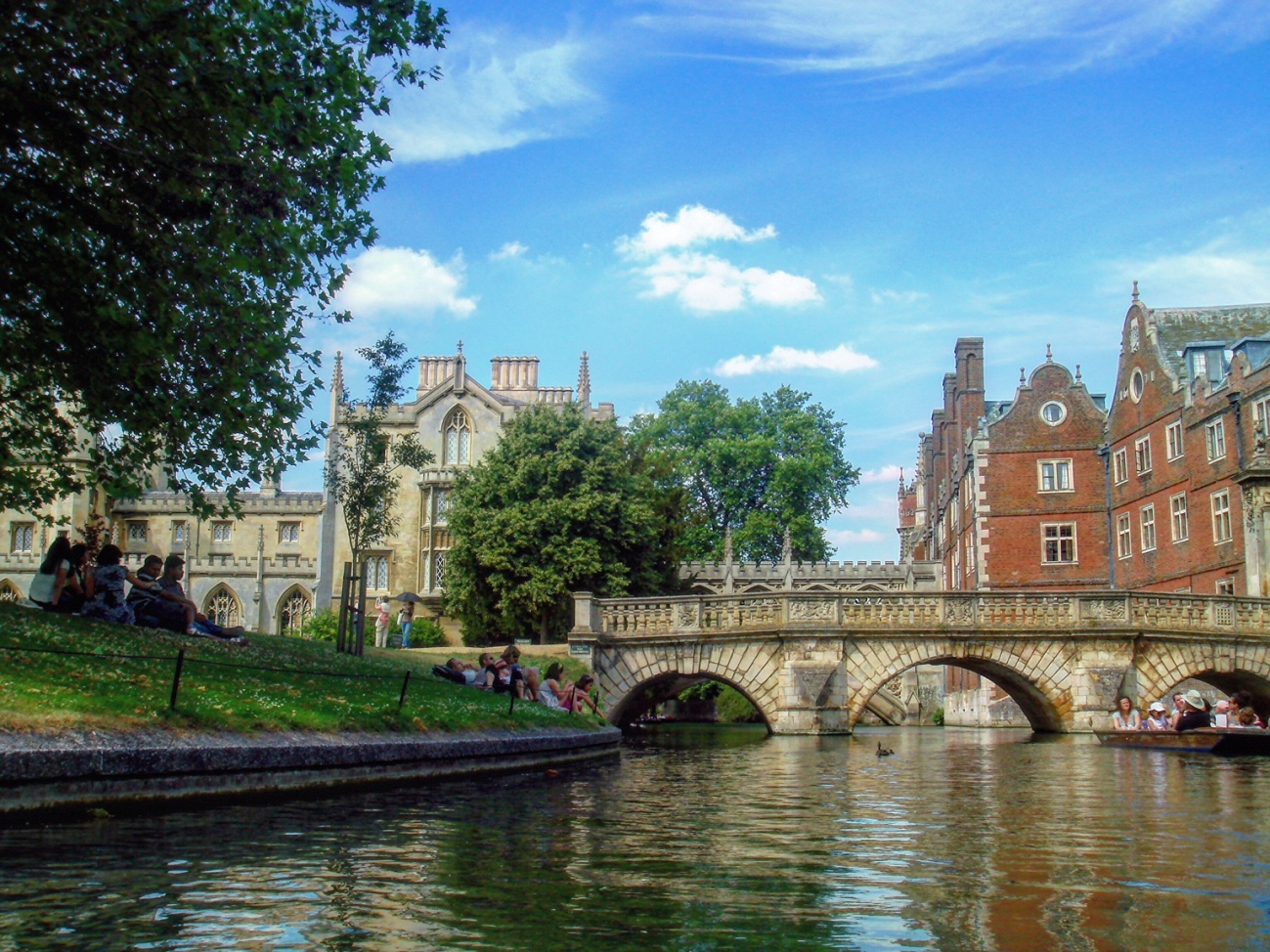 Cambridge - Picture Perfect