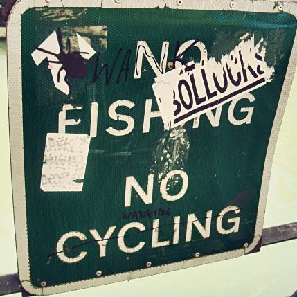 Cambridge Signboard