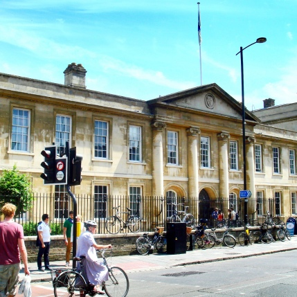 Cambridge - Universitiy Town