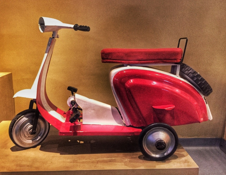Child's Scooter - The Heritage Transport Museum