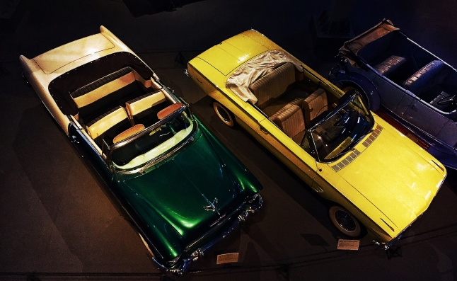 Convertibles - The Heritage Transport Museum