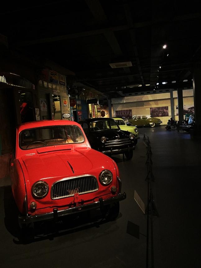 Displays - The Heritage Transport Museum