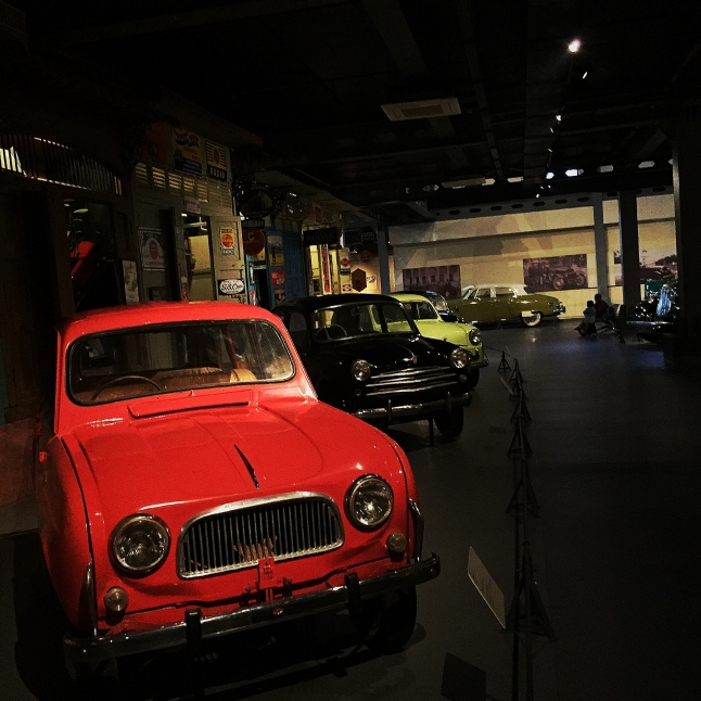 Displays - The Heritage Transport Museum