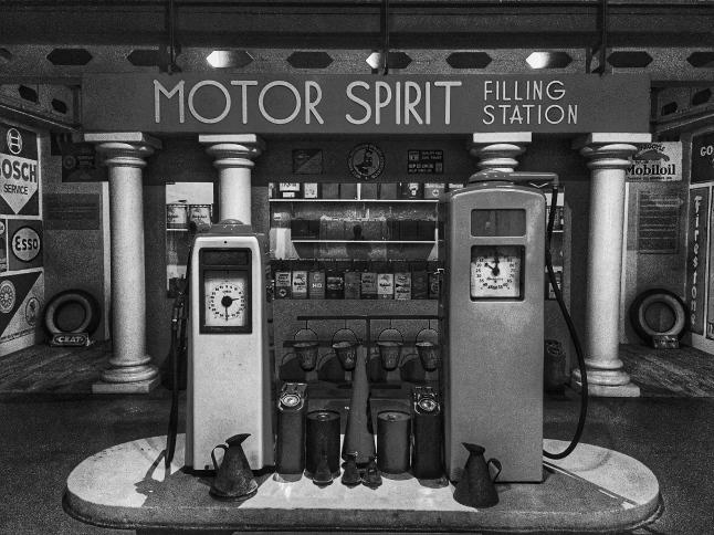 Old Fashioned Pump