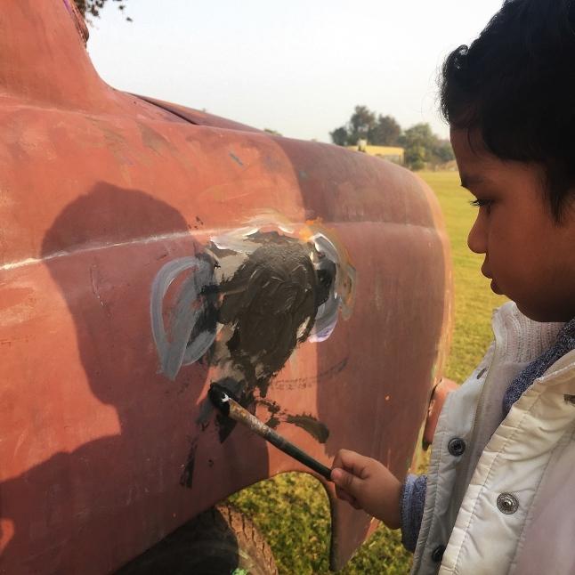 Paint-A-Car