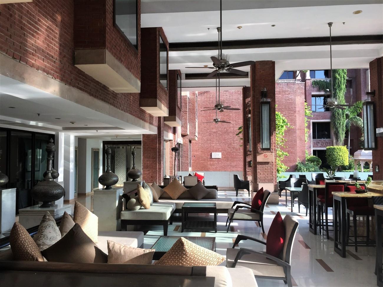 Poolside - ITC Rajputana