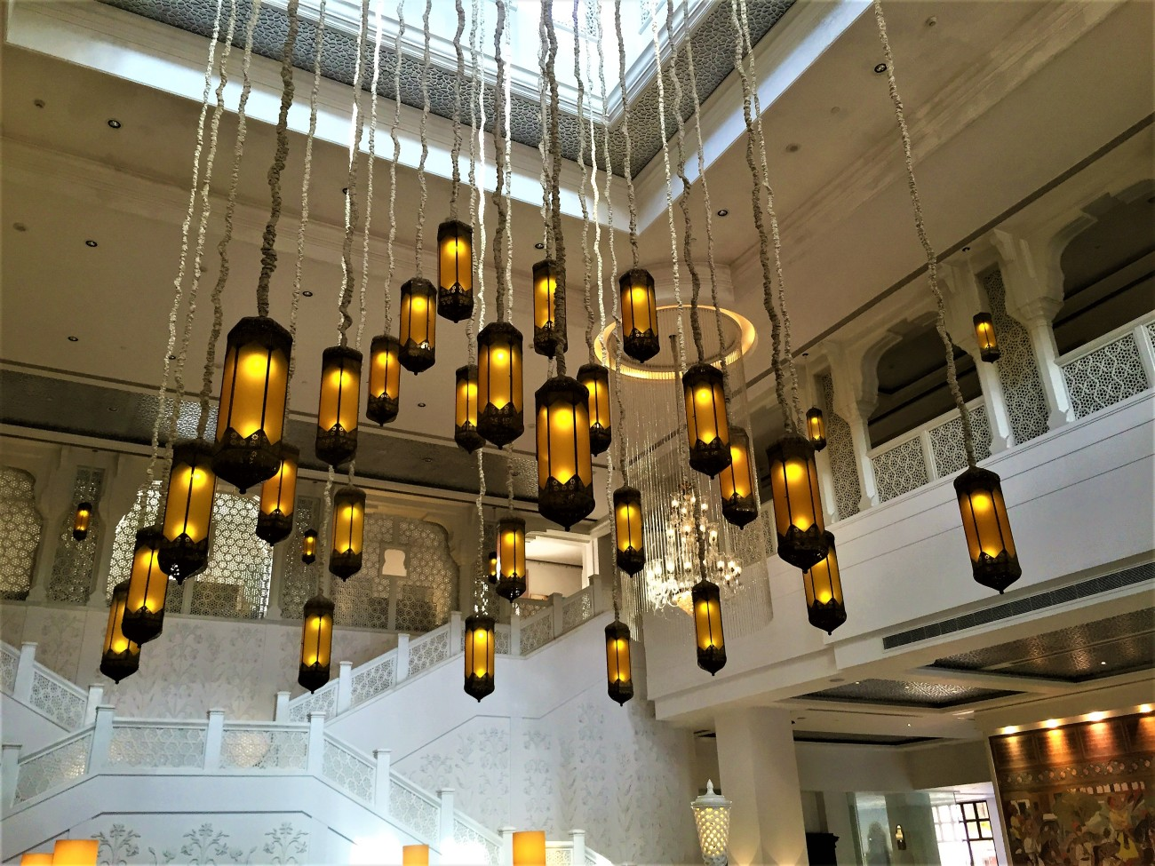 The Lobby - ITC Rajputana
