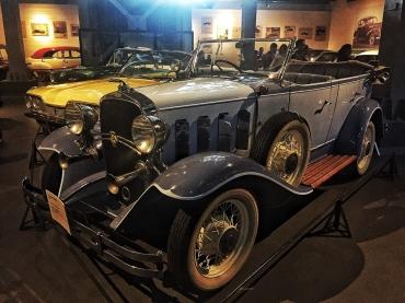 Vintage Beauties - The Heritage Transport Museum