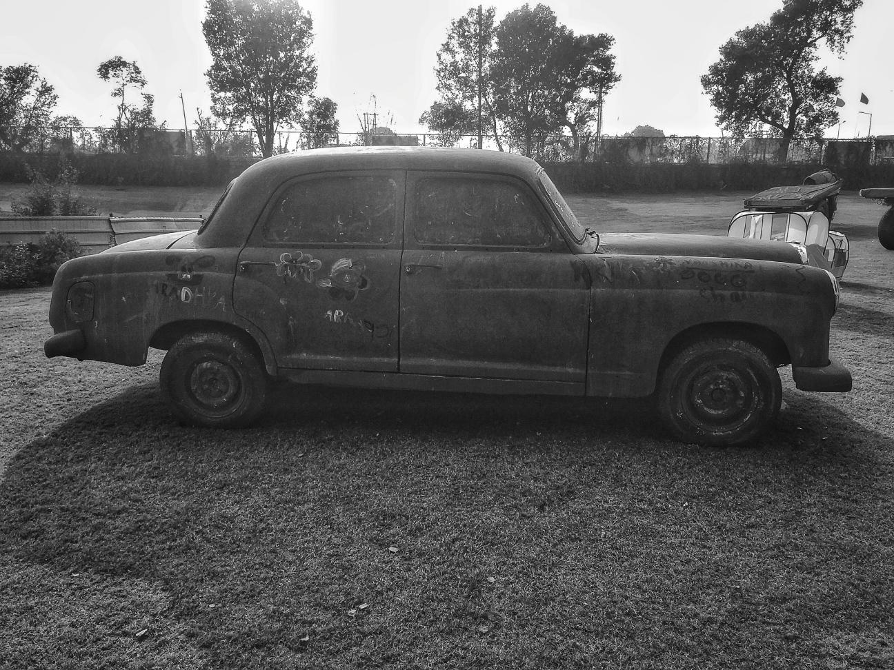 Vintage Monochrome