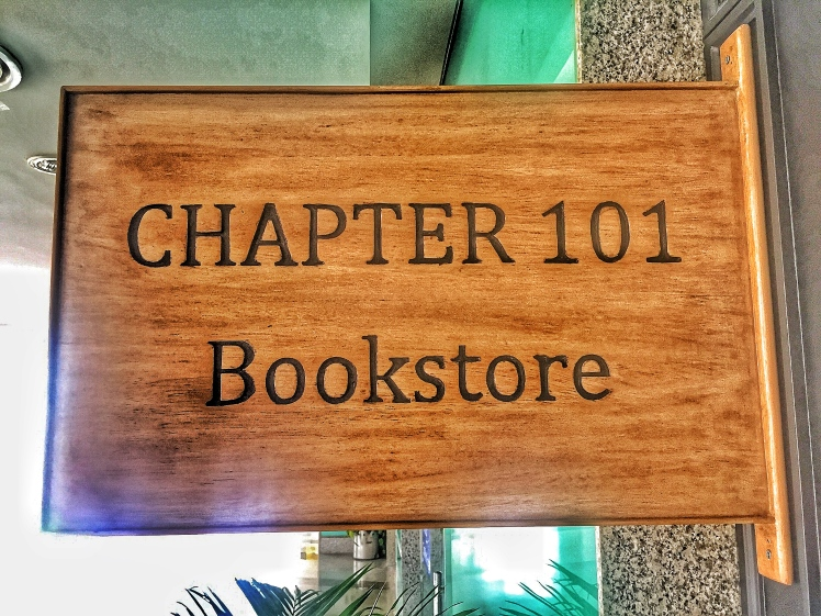 Chapter 101 Bookstore