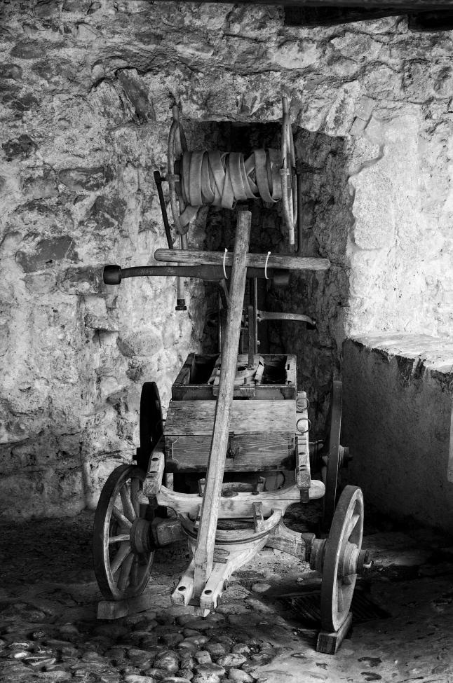 Antiquities - Chateau de Chillon