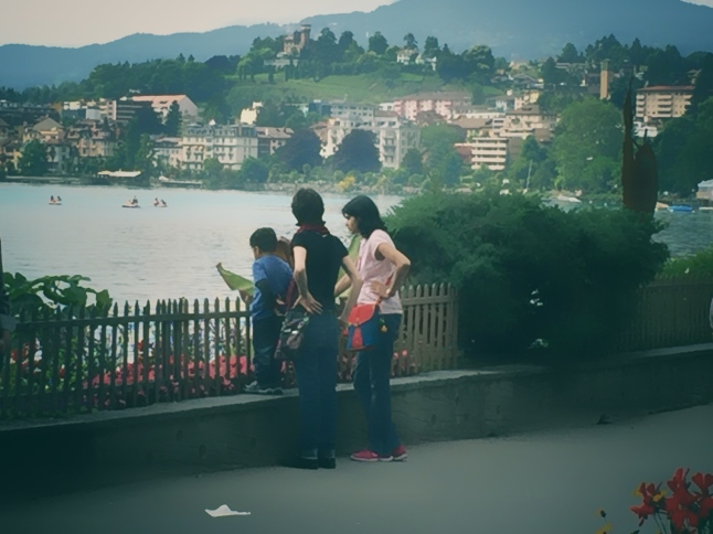 Aplace for Friends and Family - Montreux