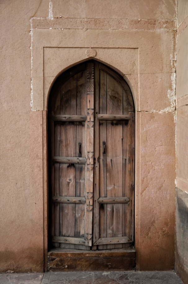 Arches and Doors - Safdarjung's Tomb