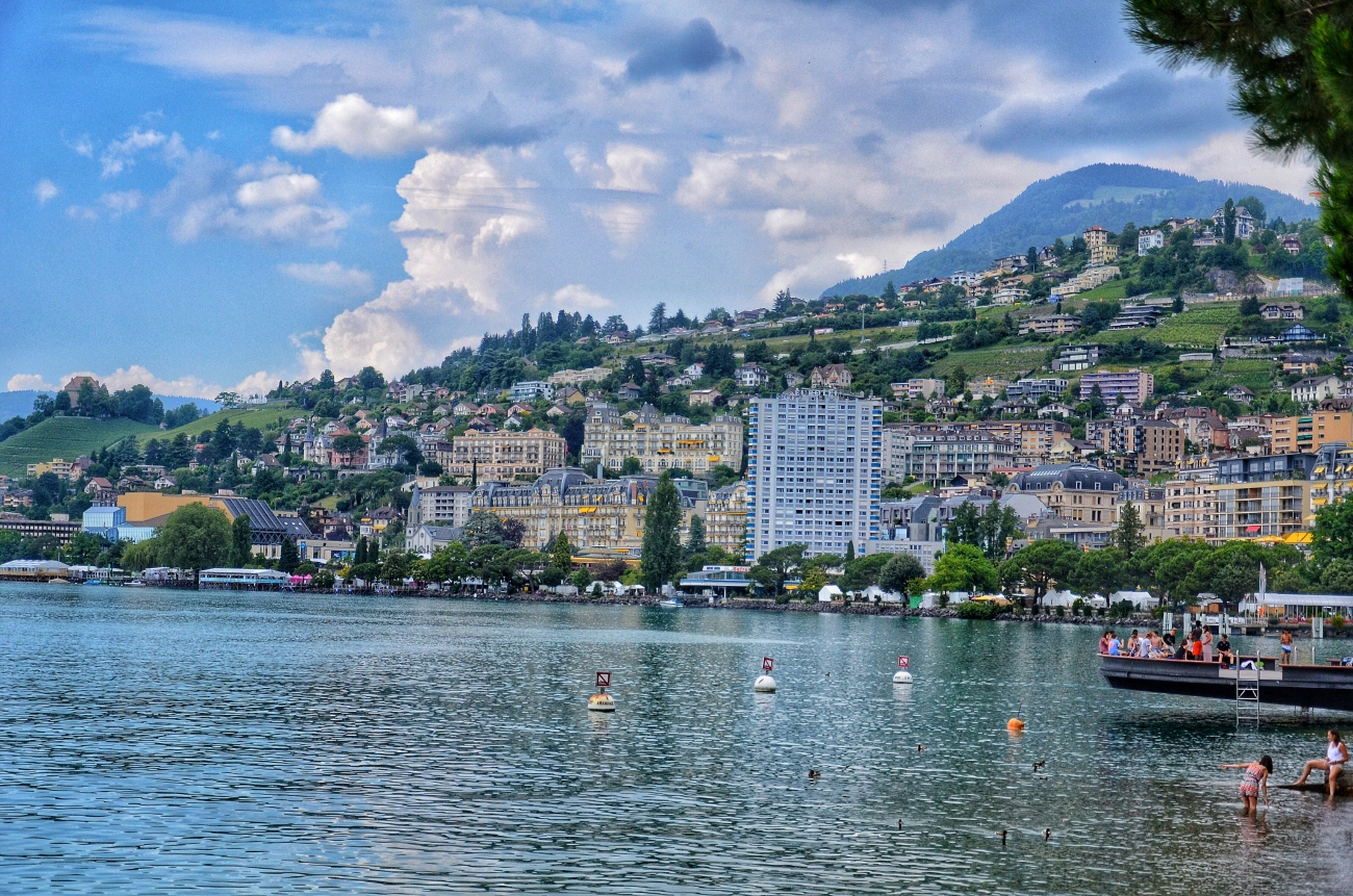 Beautiful Montreux