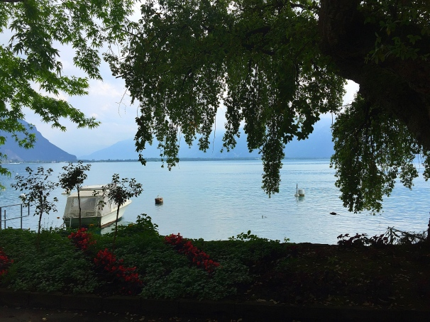 For a Romantic Stroll - Montreux